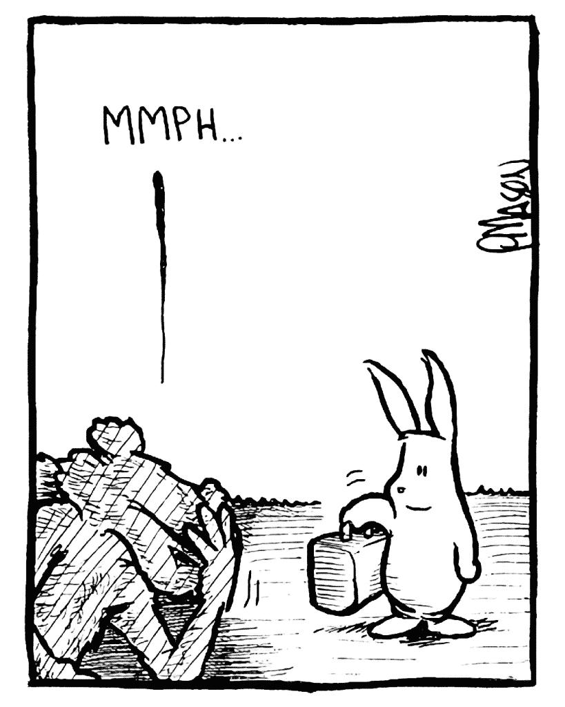 FLYNN: Mmph...