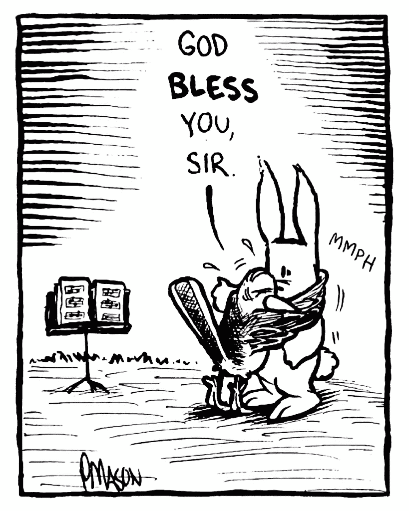 SHELKEY: God BLESS you, sir.