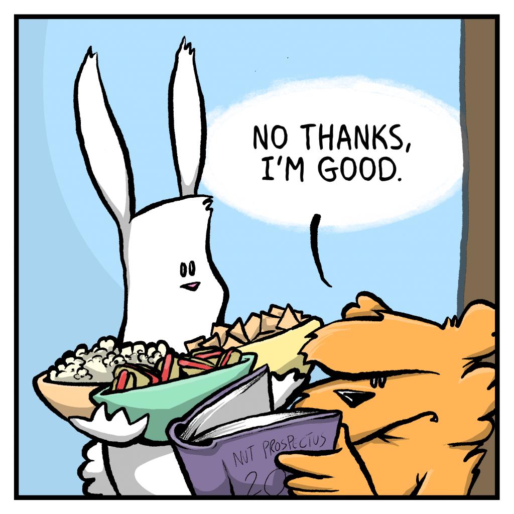 FLYNN: No thanks, I'm good.