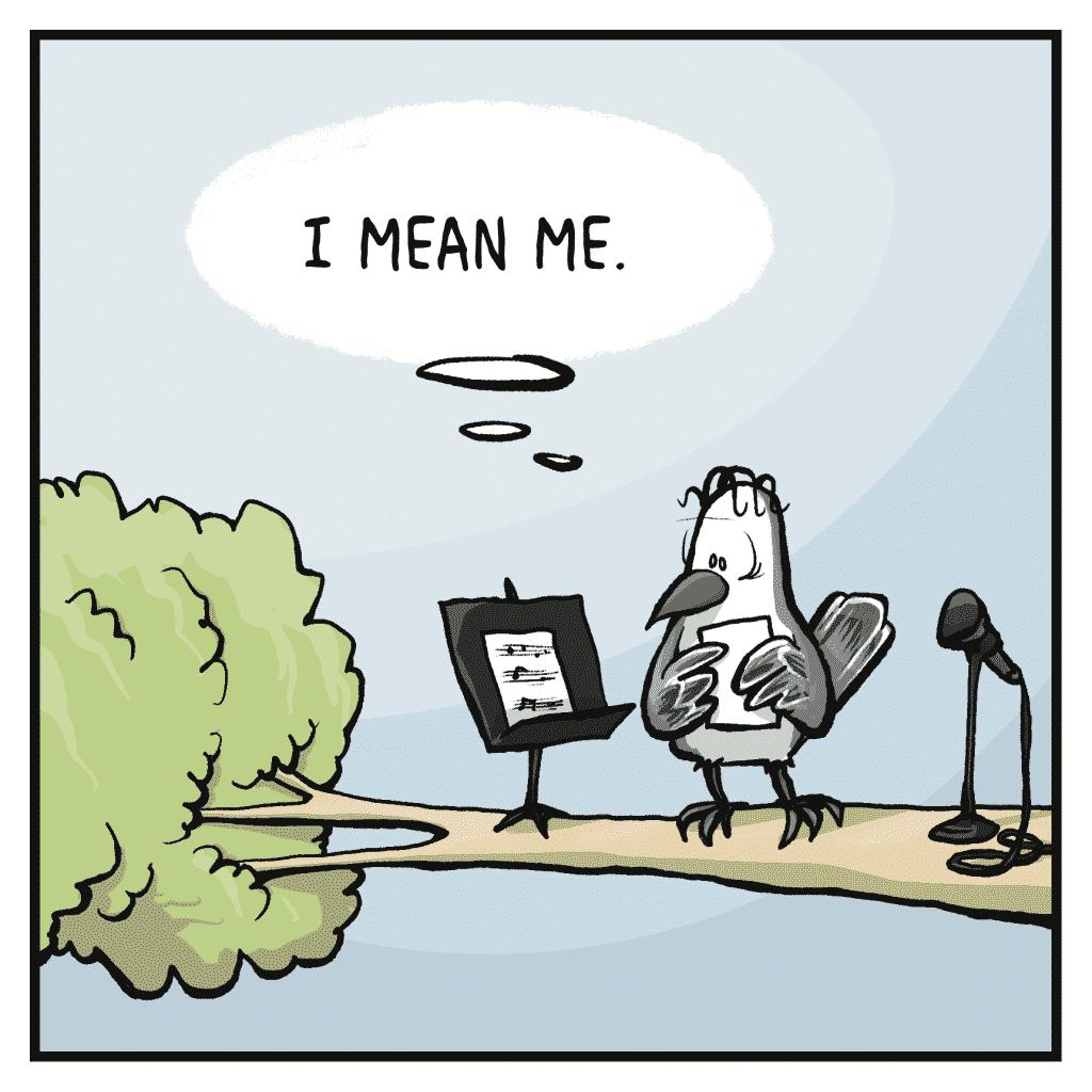SHELKEY: I mean me.